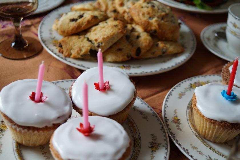 Seed Cake Birthday Cake!