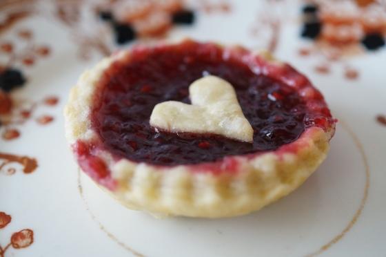 I heart Jam Tarts