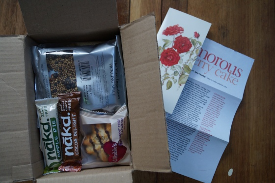 foodie parcel