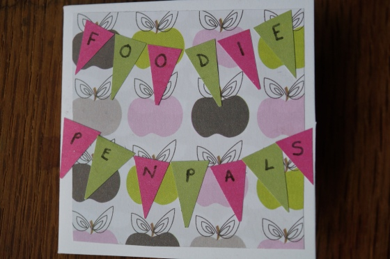lovely handmade card!