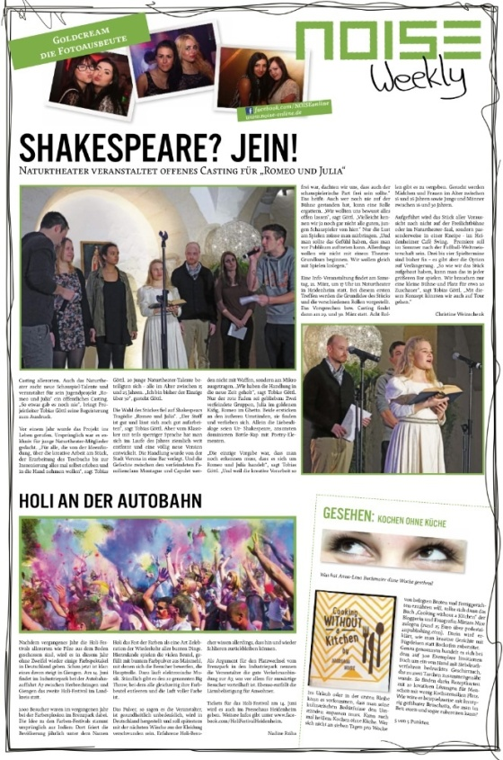 5/5 in the Heidenheimer Zeitung